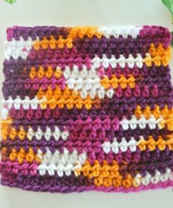 Simplicity Washcloth Free #Crochet Pattern by Simply Collectible